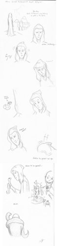 How Lord Voldemort met Nagini