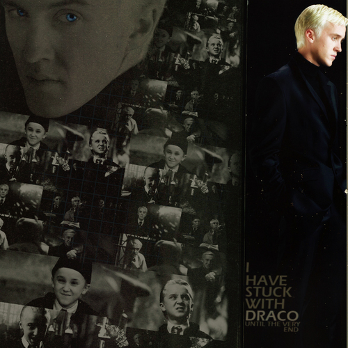 I've stuck with Draco <3