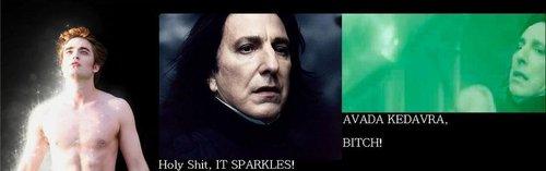 It Sparkles