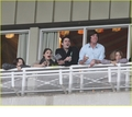 James with new girlfriend Eve Hewson! - james-lafferty photo