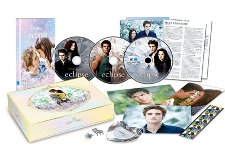 Japanese Limited Edition 'Eclipse' DVD Premium Box Set