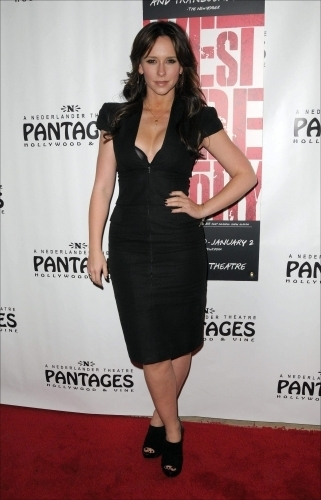 "Jennifer @ Opening Night Of ""West Side Story"""