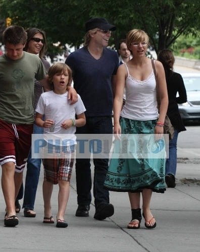 Jesse and family