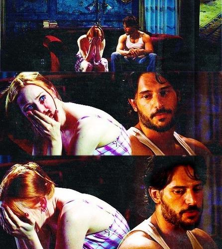 Jessica and Alcide
