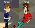 Jordan and Jared! (My Two BFF's) - total-drama-island fan art