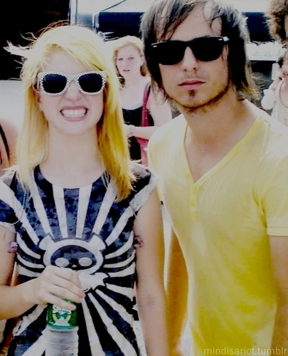 Josh and Hayley <3