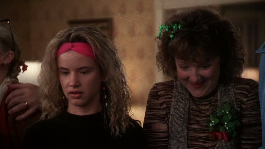 Audrey Griswold Christmas Vacation.Juliette In Christmas Vacation Juliette Lewis Image