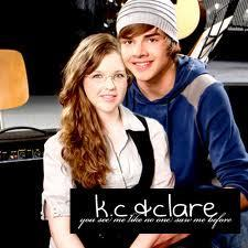 KC & Clare