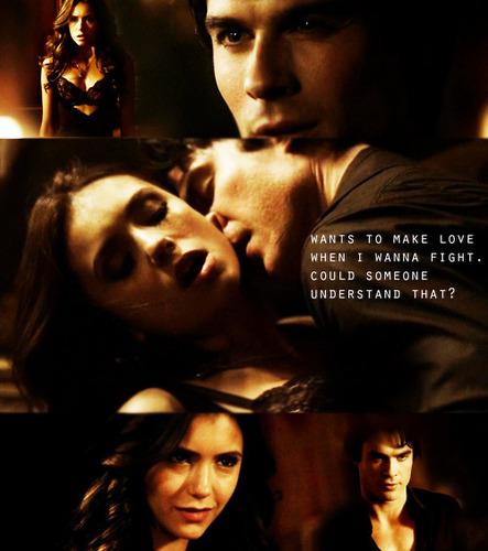 Kat & Damon 2x01