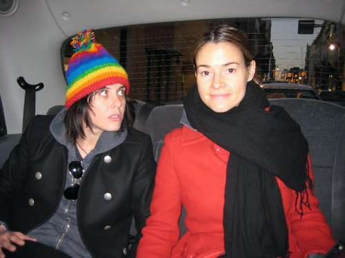 Kate and Leisha
