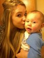 Kaylin& Baby Isaac