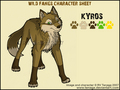 Kyros - wild-fangs photo