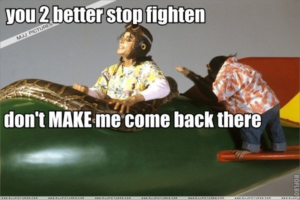 LMAO!! Bubbless and Muscles yall heard MJ!!XD♥♥