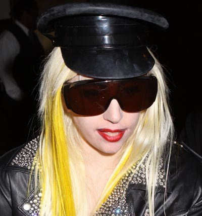 Lagy Gaga fashion