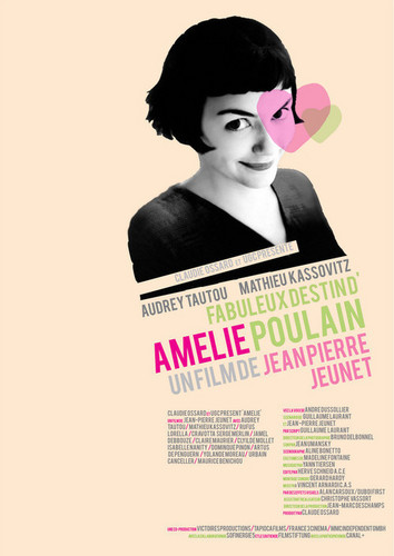 Amelie wallpaper titled Le Fabuleux Destin d'Amélie Poulain