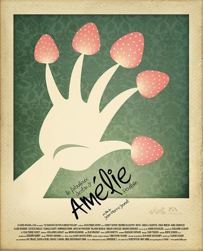 Amelie wallpaper possibly containing anime called Le Fabuleux Destin d'Amélie Poulain