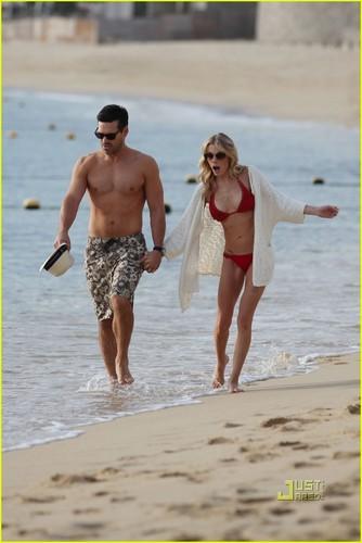 LeAnn Rimes & Eddie Cibrian: Cabo Couple