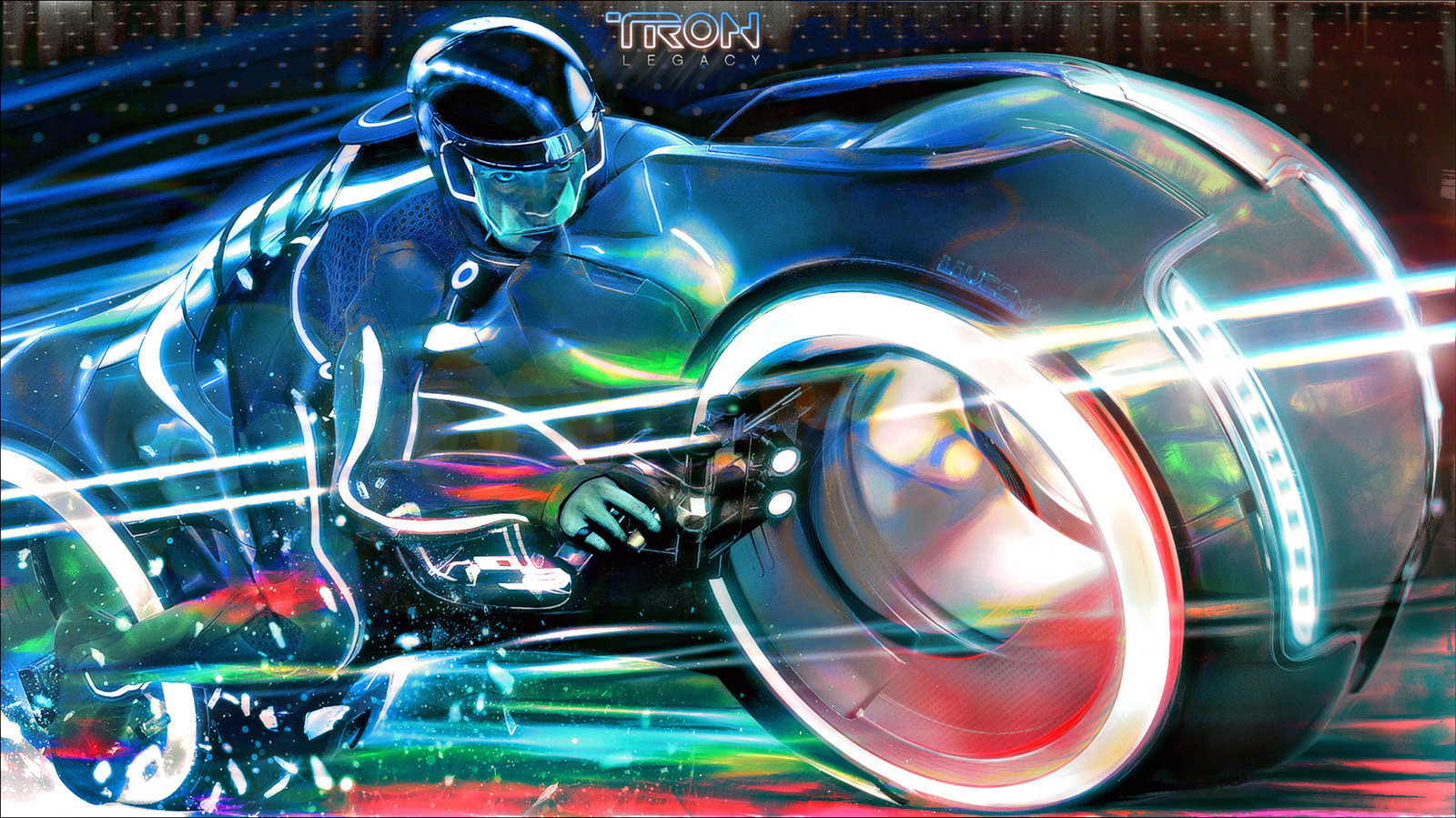 the tron light cycle - photo #25