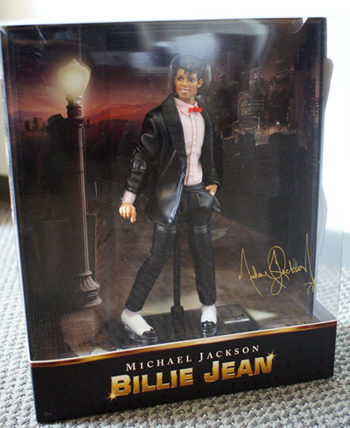 MJ<3 Doll Billie Jean toy~<3