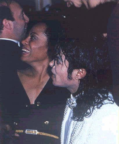 MJ @ the Oscars 1991