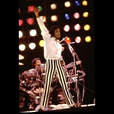 MJ tour performace