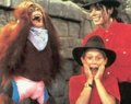 MONKEY!! XD♥♥ - michael-jackson photo