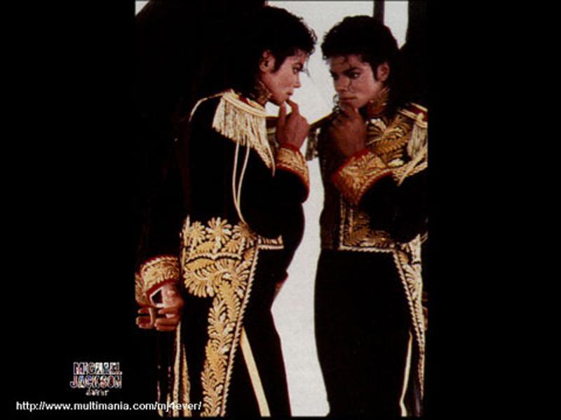Man in the mirror♥ ♥ L.O.V.E.♥