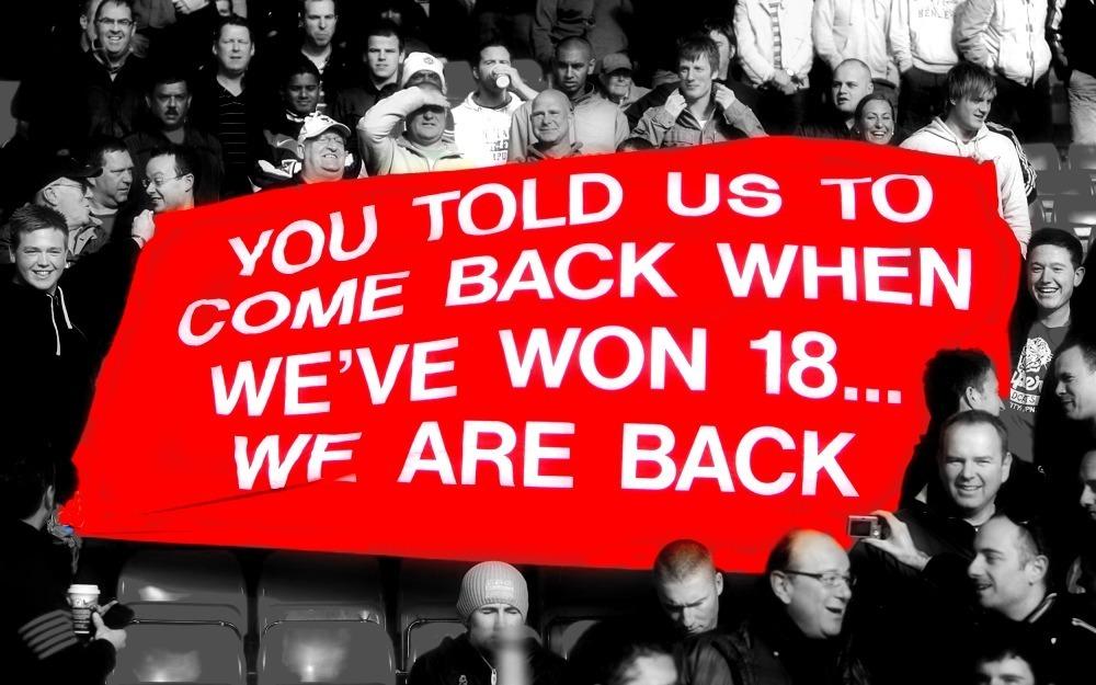 Manchester United Фан-арт