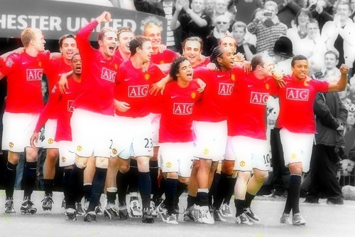 Manchester United Fanart