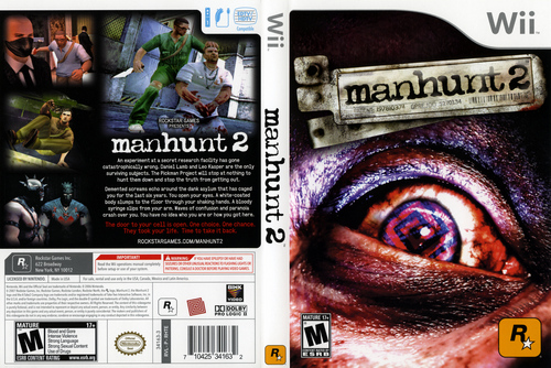 Manhunt 2 rated M