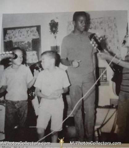 Michael king of Muzik