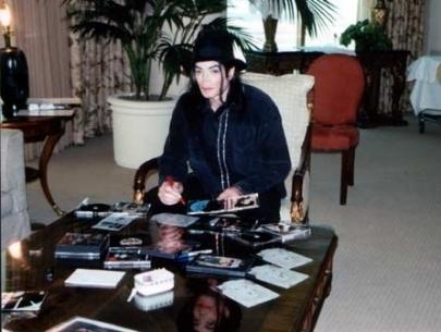 Michael rare pics