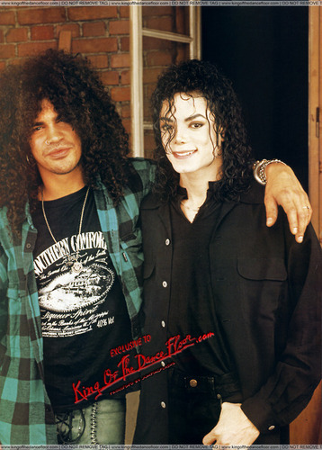 Mike and Slash <3 <3