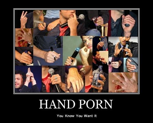 Misha Hand Porn
