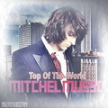 Mitchel Musso Top of the world cover  - mitchel-musso fan art