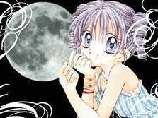 Mitsuki a.k.a Full Moon!