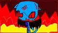 Miz as a cat (Foxheart) - invader-zim-fancharacters wallpaper