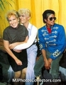 Mj and David Bowie - michael-jackson photo
