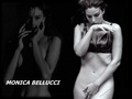 Monica Bellucci in B&W - monica-bellucci wallpaper