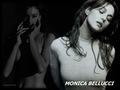 Monica Bellucci in B&W