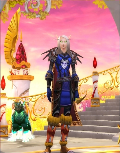 My WoW Character, VonDevil