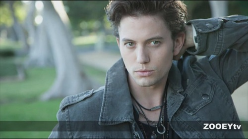 Jackson Rathbone wallpaper possibly containing a green beret called New 'Zooey' Magazine Outtakes (HQ)