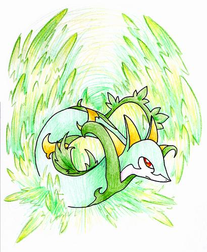New pokemon!