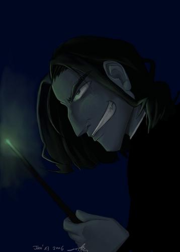 Our dear proffesor Severus Snape :D