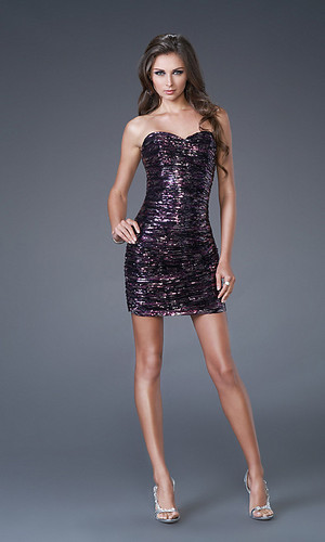 Paige's dress