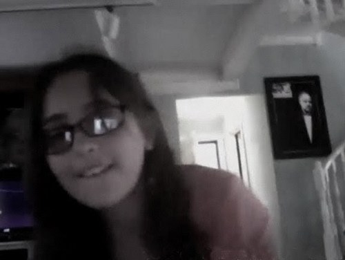 Paris Jackson WEBCAM!!