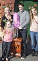 Peter Facinelli and Family at Disneyland! - twilight-series photo