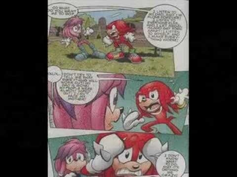 Poor Knuckles...