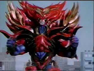 Psycho Monster Red