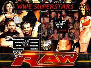 Rawak WWE Pics